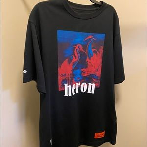 Heron Preston Graphic Shirt